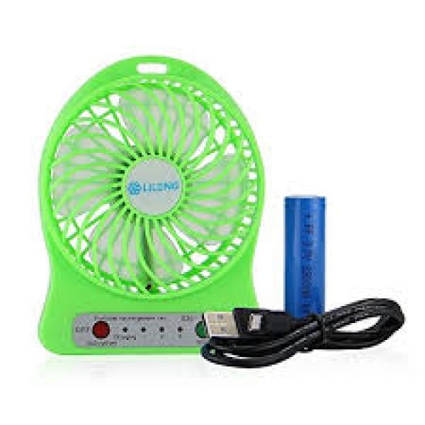 ΑΝΕΜΙΣΤΗΡΑΣ USB Fan with Rechargeable Battery